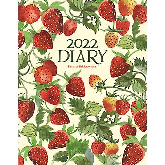 Emma Bridgewater Vegetable Gardens Strawberries Deluxe A5 Diary 2022 by Edited by Emma Bridgewater