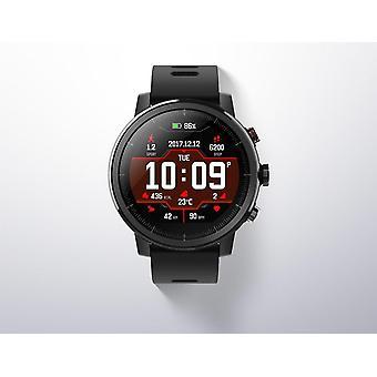 1,2 Ghz amazfit stratos 5atm wodoodporny smartwatch z bluetooth, gps, tracker fitness, wysokościomierz,