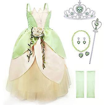 Disfraces de princesa, fiesta de Navidad de halloween
