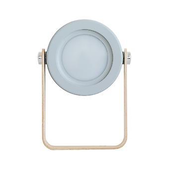 sammenleggbar led lykt lampe, kreativ bord natt lampe