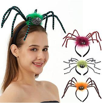 Halloween Spider Headband Festival Funny Party Costume Supplies