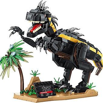 Jurassic Dinosaur Model Bricks Dragon Building Blocks Toys For Children Boy Kids Gifts 779Pcs|Blocks