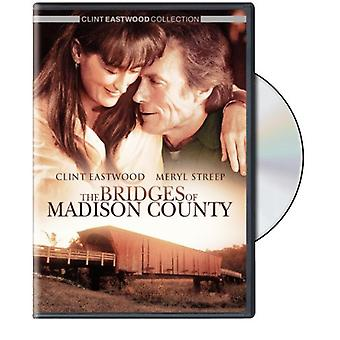 Clint Eastwood - importación USA puentes de Madison County [DVD]