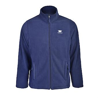 Slimbridge Sanford taille M Mens Fleece Jacket, marine