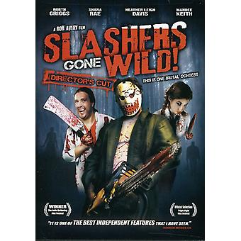 Slashers Gone Wild [DVD] USA import