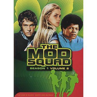 Mod Squad -Ssn 1 Vol 2 [DVD] USA importerer