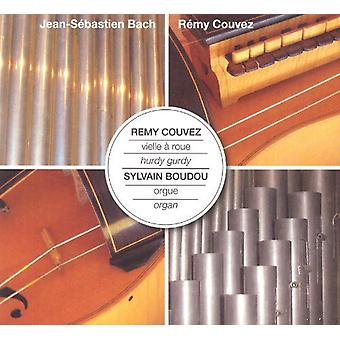 Couvez, Remy / Boudou, Sylvain - Jean-S Bastien Bach - R My Couvez [CD] USA import