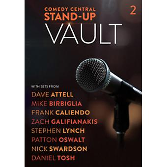 Comedy Central Stand-Up Vault # 2 [DVD] USA import