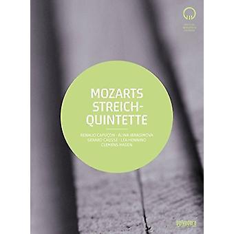 String Quintets Nos.1-6 [DVD] USA import
