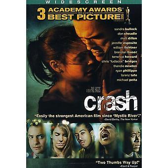 Crash [DVD] USA import