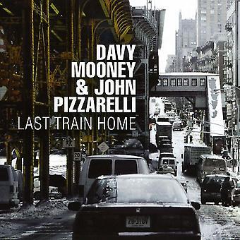 Mooney, Davy/John Pizzarelli - Last Train Home [CD] USA import