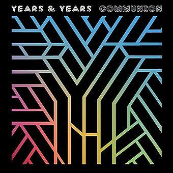 Ans ans & - importation des USA de la Communion [CD]
