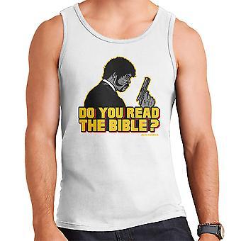 De herder Jules Winnfield Pulp Fiction mannen Vest