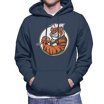 Eye Of The Tiger straat Guile Fighter mannen Hooded Sweatshirt