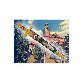 Tilbehør sværd middelalderen