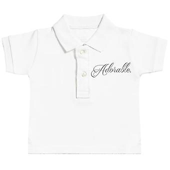 Spoilt Rotten Adorable Baby Polo T-Shirt