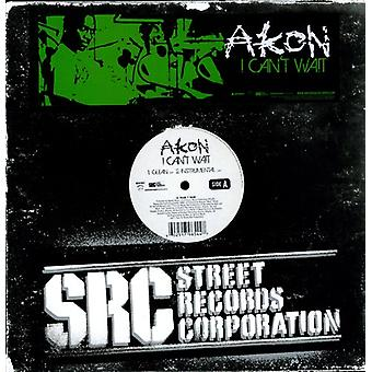 Akon - I Can't Wait [Vinyl] USA import