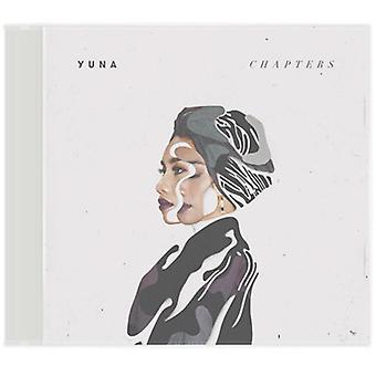Yuna - Chapters [CD] USA import