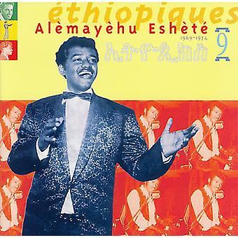 Alemayehu Eshete - Alemayehu Eshete: Vol. 9-Ethiopiques [CD] USA import