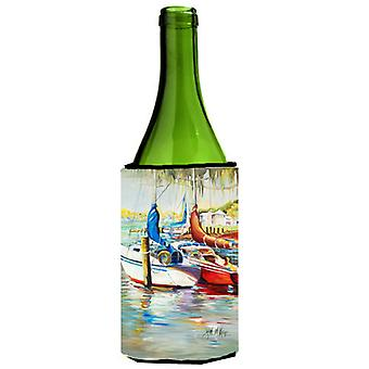 Ecor Rouge Sailboat Wine Bottle Beverage Insulator Hugger