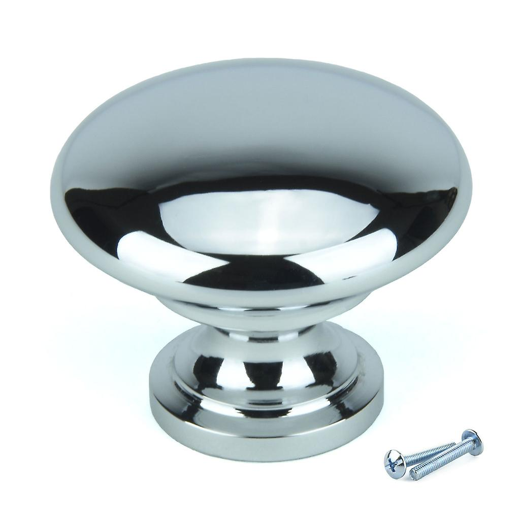 M4TEC Interior Kitchen Cabinet Door Knobs Cupboards Drawers Bedroom Furniture Pull Handles Polished Chrome. V4 series