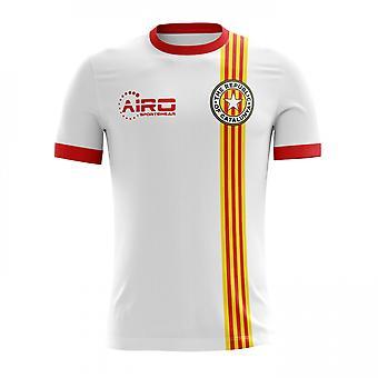 2017-2018 Catalunya Away Concept Football Shirt (Kids)
