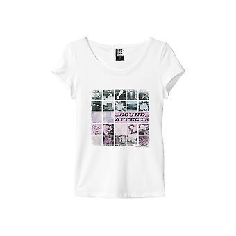 Amplifié le Sound Jam Affects Womens T-Shirt