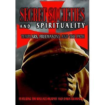 Secret Societies & Spirituality-Templars Freemason [DVD] USA import