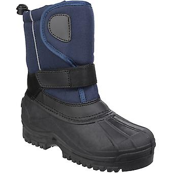 Cotswold jongens & meisjes Avalanche Anti Slip Kinder sneeuw laarzen
