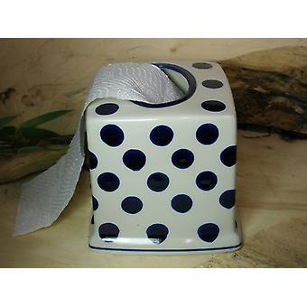 Ceramiczna koperta, ręczników papierowych, tradycja 28, 16,5 x 16.5 x 15 cm - BSN 21219