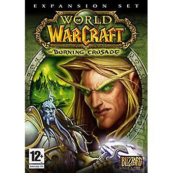 Zestaw rozszerzeń World of Warcraft The Burning Crusade - Nowość