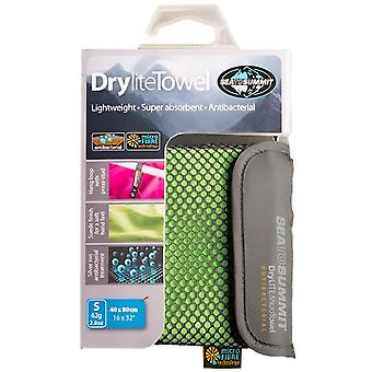 Sea to Summit Drylite Antibacterial Towel Fast Drying Woven Microfibre