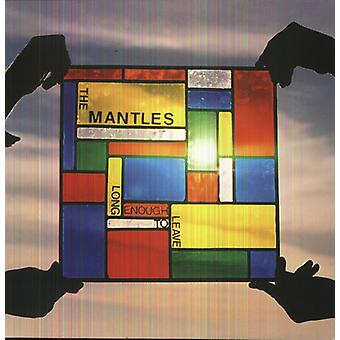 Mantles - Long Enough to Leave [Vinyl] USA import
