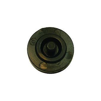 Conjunto de rolos/roda de vácuo de anel deslizante Numatic (Henry)