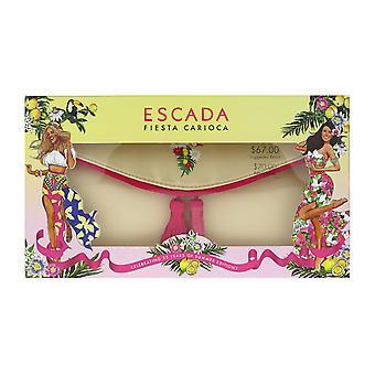 ESCADA ESCADA Fiesta Carioca vôňa 2 ks darčeková súprava s spojka