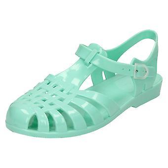 Hyvät paikalla myöntyivät hyytelö sandaalit F0711