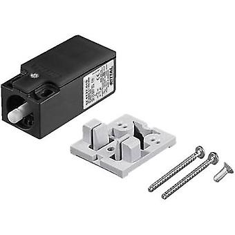 Rittal SZ 4127.010 Door switch 240 V AC, 24 V DC/AC, 125 V DC 8 A Tappet momentary 1 pc(s)