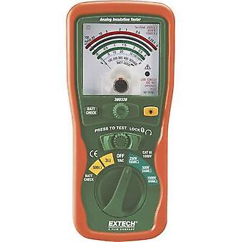 Extech 380320 Insulation tester 250 V, 500 V, 1000 V 400 MΩ