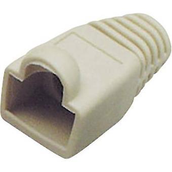 Kink protecție manșon RJ45 mufă Bend relief gri BKL electronic 143057 1 PC-uri