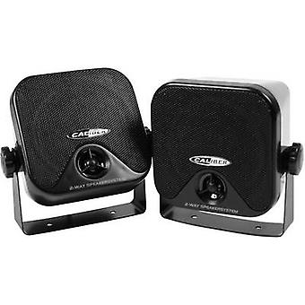 Caliber Audio Technology CSB3B 2 way speaker assemby set 80 W