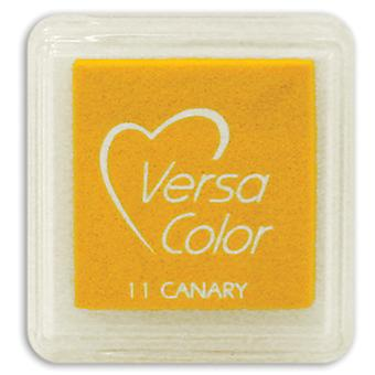 Versacolor Pigment Ink Pad Small - Canary