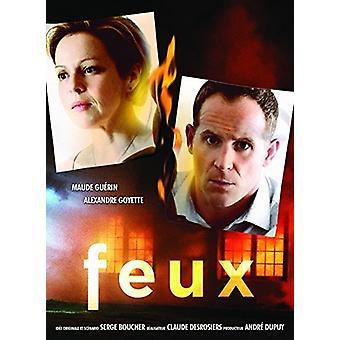 Feux: Saison 1 [DVD] USA importere
