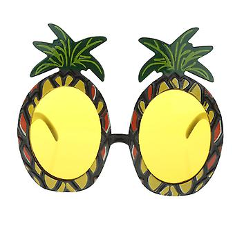 TRIXES tropische Fancy Dress Ananas Sonnenbrillen