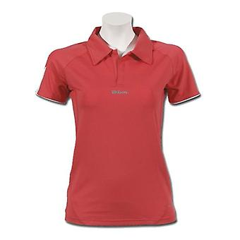 Wilson ladies performance Polo Rosé WRE11290090