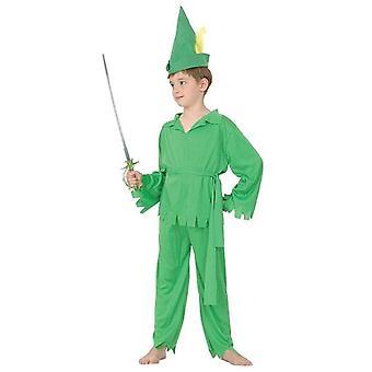 Peter Pan Robin Hood, små.