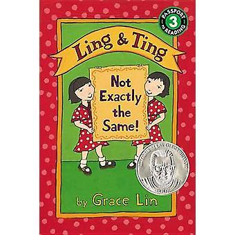 Ling & Ting - non esattamente lo stesso! da Grace Lin - 9780316024532 libro