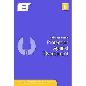Guidance Note 6 - Protection Against Overcurrent (7th Revised edition)