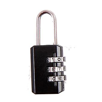 Padlock combination lock long jumper 5.5 cm