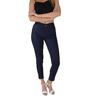 Lovemystyle klassiske høje indsnævrede Denim Jeans - prøve