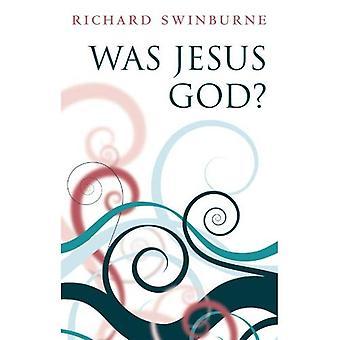 Oliko Jeesus Jumala?